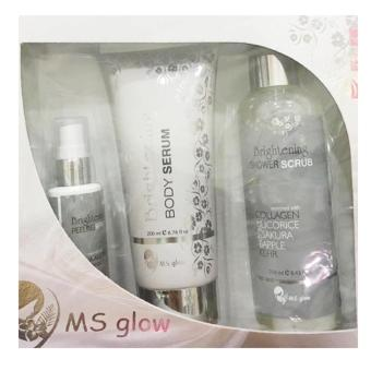MS Glow Body Whitening / Pemutih Badan