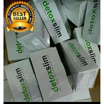 MSI DETOX SLIM /PELANGSING ALAMI DARI EXTRAK GREEN TEA /DETOK ALAMI ./ORIGINAL