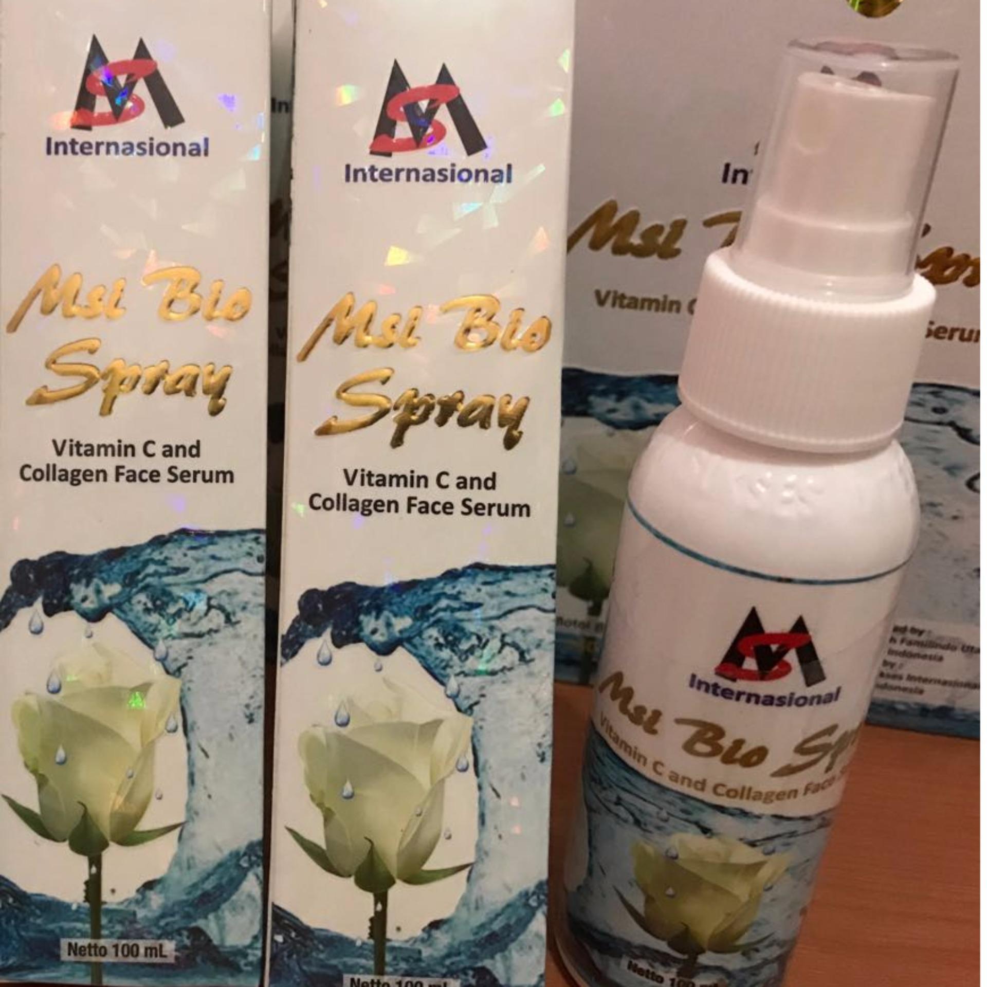 Msi Biospray Multy Original New 2pcs Update Daftar Harga Gold Beauty Face Mist Dijamin Penggantinya Silver Ion Bio Spray Multispray Multi Multyspray