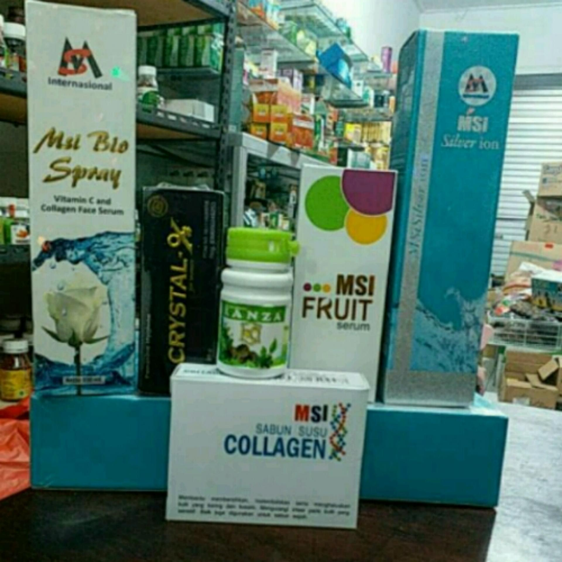 Sabun Collagen Msi 3buah Daftar Update Harga Terbaru Indonesia Colagen Terlengkap Source Paket Perawatan Kecantika Plus Cristal X Kewanitaan