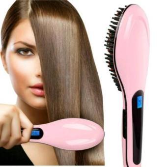 Murah Grosir New Catok Sisir Pelurus Rambut Hqt-906 / Fast Hair /Catokan Sisir, Sisir Catok Pelurus Rambut