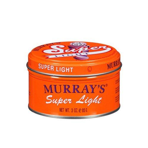 TERMURAH..! Murray's Pomade Superlight – Gel Rambut Pria – 85gr Terbaik