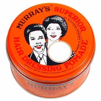 Murray's Superior Pomade / Hair Dressing Pomade + Sisir Saku - 1pcs