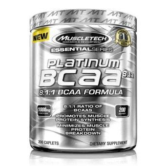 Muscletech Platinum BCAA Eceran -20 Tablet - Diskon 30%