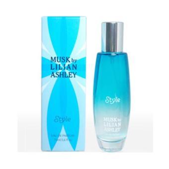 MUSK BY LILIAN ASHLEY 75 ML- STYLE