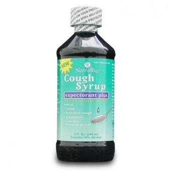 Natrabio Adult Cough Syrup 240 Ml - Sirup Obat Batuk, BatukBerdahak, Flu, Saluran
