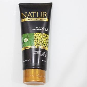 Harga Natur Conditioner Moisturizer & Hair Fall Control Ginseng & Olive Oil 200 ml Murah