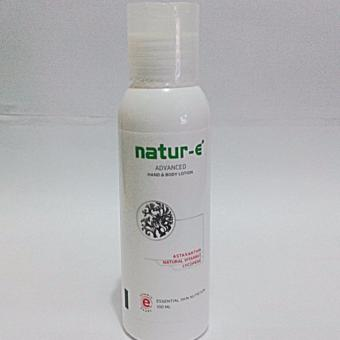 Natur-E Advanced Hand & Body Lotion 100 Ml - Pelembab Kulit,Losion Tubuh, Losyen Kulit