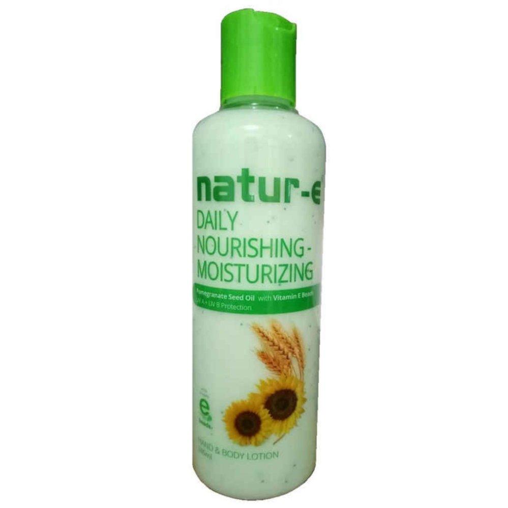 Natur E Daily Nourishing Moisturizing Hand Body Lotion 245ml Buy 1 Get 100 Ml I Handbody Flash Sale Nourish 245