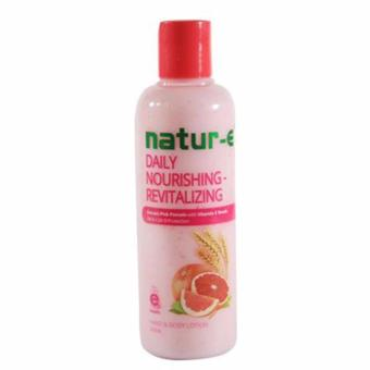 NATUR E Nourishing Revitalizing Lotion 245ml
