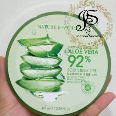 Nature Aloe Vera Gel (original KOREA) 300ml