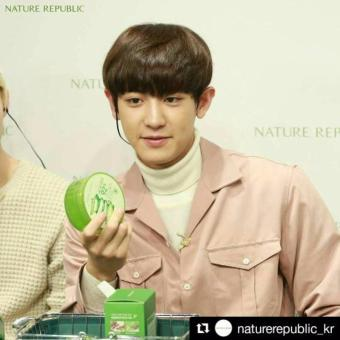 Harga Nature Republic Aloe Vera Soothing Gel 100% Ori Korea Murah