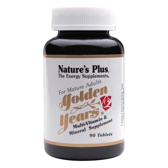 Nature's Plus Golden Years - 90 Tablet