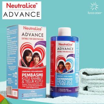 Harga NeutraLice Advance Lotion – Obat Kutu Rambut Murah