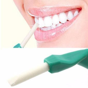New Age Eraser Teeth Whitening Hyper Dental Peeling Stick / Penghapus pemutih gigi - Green
