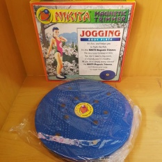 Nikita Magnetic Trimmer Jogging Body Plate  Alat Pelansing Tubuh - 1pcs
