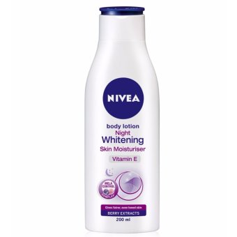 Nivea Body Lotion Night Whitening 200 ml