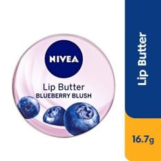 NIVEA Lip Butter Blueberry
