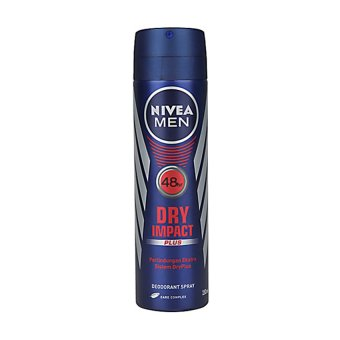 Nivea Men Deodorant Dry Impact Spray - 150ml