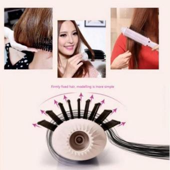 Harga NOVA HAIR BRUSH STYLER NEW LOOK SISIR BLOW ELEKTRIK LS 189 NEW MODEL Murah