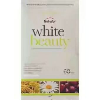 Nutrafor White Beauty Nutrisi Kulit