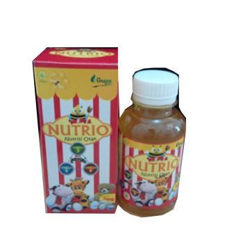 Detail Gambar Nutrio Nutrisi Otak Anak - 175 gram - 1 Pcs - Vitamin Anak Terbaru