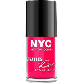 NYC Lovatics by Demi Lip & Cheek Tint - Cheeky Pink