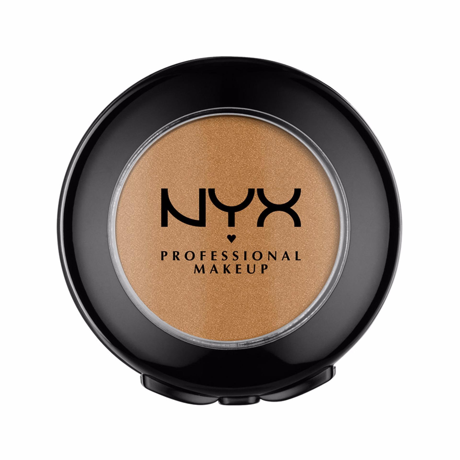 Nyx Professional Make Up Prismatic Shadow Glass Slipper Eyeshadow Kdz Wf58114 Kickstart Shimmer Blackchampagne Makeup Hot Singles Eye Hypnotized
