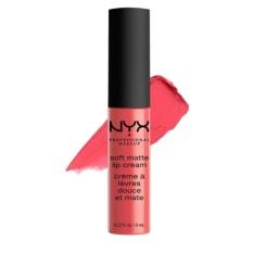 NYX Professional Makeup Soft Matte Lip Cream 05 Antwerp - Lipstik Matte Pink Long Lasting Lightweight Tahan Lama