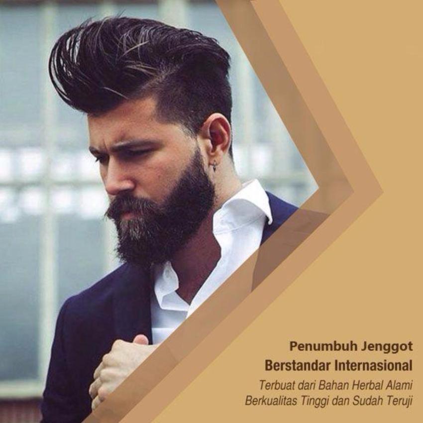 Kumis Alis Source · Keunggulan Dan Harga Green Angelica Beard Serum Penumbuh Jambang .