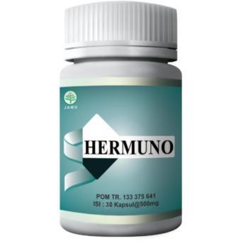 Harga Obat Herbal Hermuno Intoxic Original Anti Parasit Kanker Sejenis Ampuhnya Online Terbaik