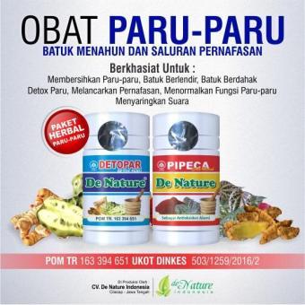 Obat Herbal ISPA_Paru-Paru Denature