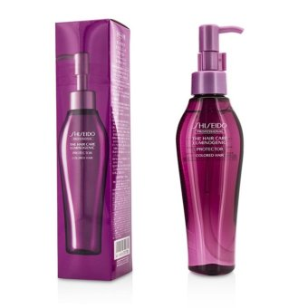 Harga [Official Shiseido Online Salon] FREE DUTY PRICE Shiseido Professional Luminogenic Protector 120ml Murah