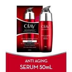 Olay Serum Regenerist Micro Sculpting - 50 mL (ORIGINAL GUARANTEE)  Serum Anti Aging