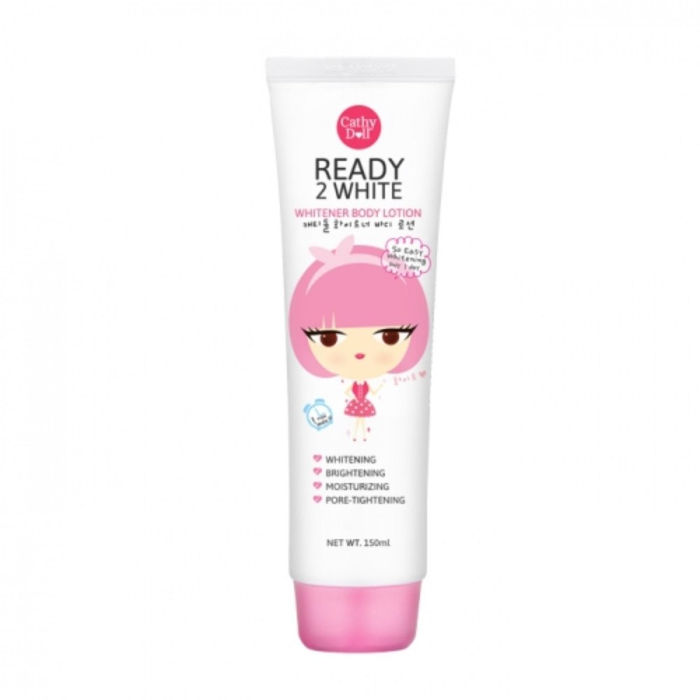 One Day Whitener Body Lotion by CATHY DOLL Ready 2 white / ready towhite