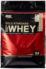 Optimum Nutrition Whey Gold Standard 100% 10 Lbs - Coklat