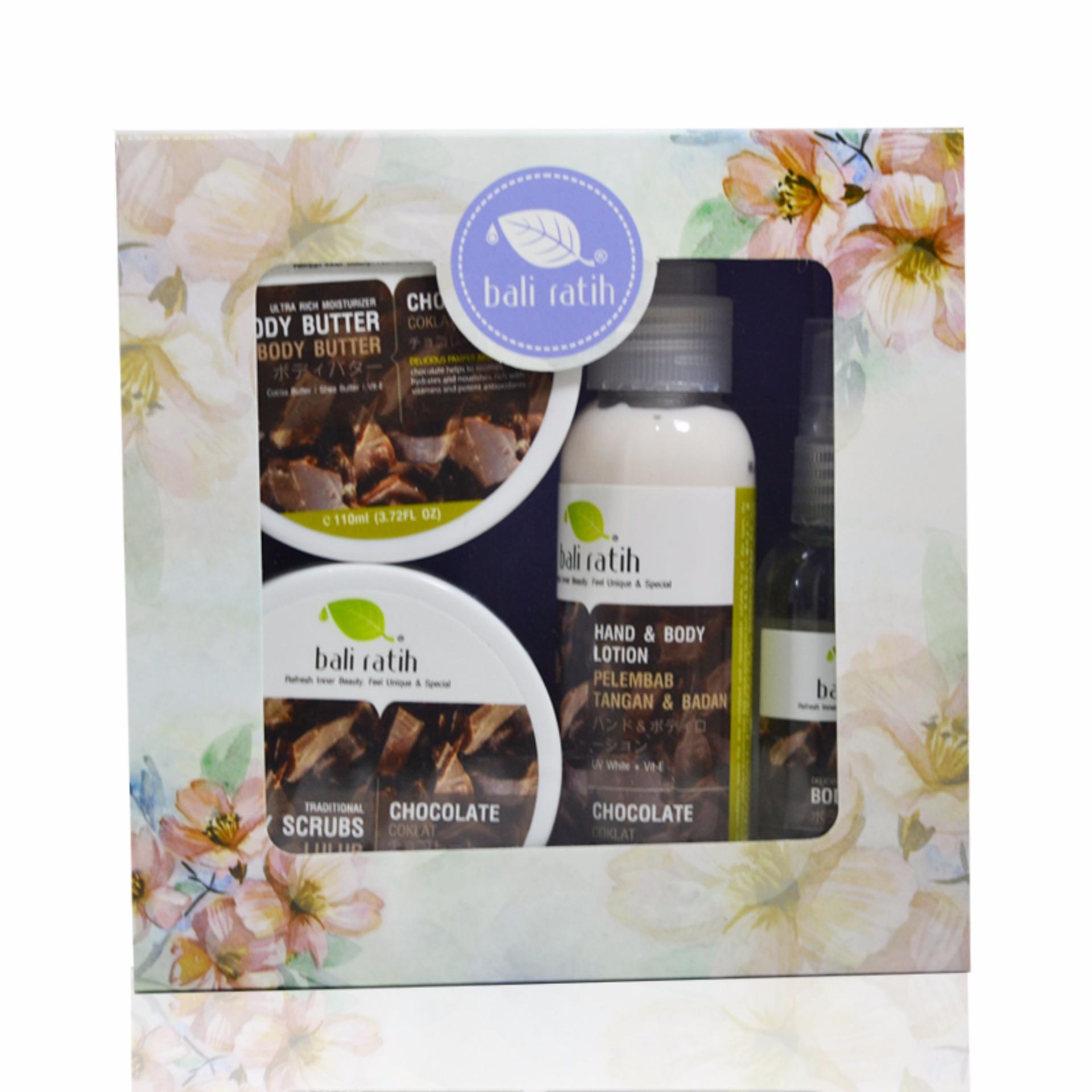 Flash Sale Paket Bali Ratih Chocolate Box