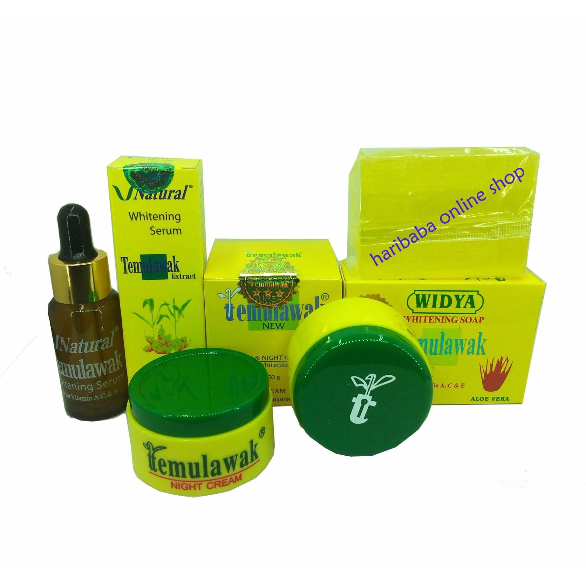 ... Paket Cream Temulawak ( Cream, Sabun dan Serum ) Paket Perawatan Wajah ...