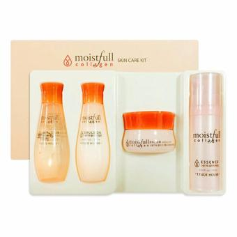 Paket Etude House Moistfull Collagen Skin Care Kit