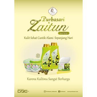 ... Paket Perawatan Tubuh Purbasari Zaitun - 5