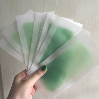 Harga Paperwax – Hair Removal Strip / Waxing Strip – 2 Pcs Murah