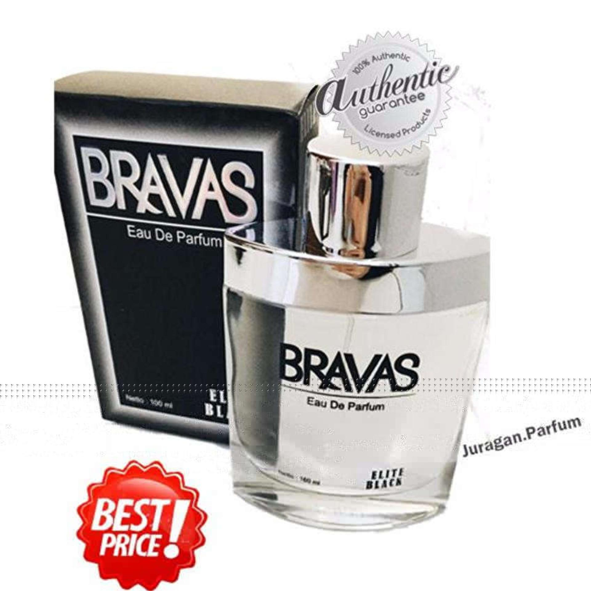 Cari Bandingkan Parfum Original Pria Masculine Bravas Elite Black 100 Flash Sale Edp Ml