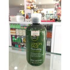 Thickening Spray Spray Penebal Source Paul Mitchell Tea Tree Lemon Sage Conditioner 300Ml .