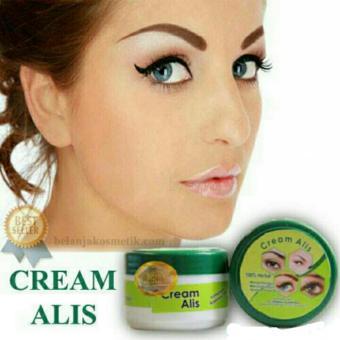 Penumbuh Alis Ampuh, Cara cepat menumbuhkan bulu alis 100% ORIGINALCream Penumbuh Alis - 2