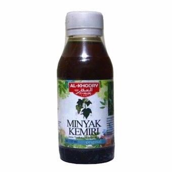 Harga Penumbuh Rambut & Jambang Minyak Kemiri Al Khodry Mirip Wak Doyok Tapi Murah Murah