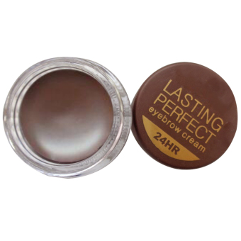 Perfect Eyebrow Pomade Alis Anastasia Dark Brown - Coklat Tua
