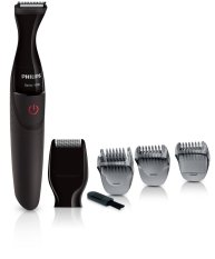Philips Multi grooming MG1100 - Hitam