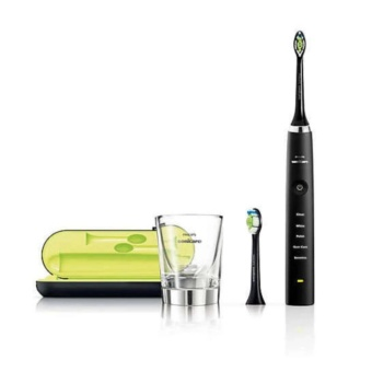 Sonicare FlexCare Platinum ... Source · Belanja murah Philips Sonicare  HX9352 04 DiamondClean Electric Toothbrush Black - intl Hot Deals f6bde6f62c