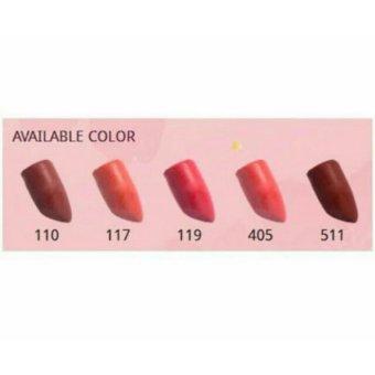 Pixy Silky Fit Lipstick 117 - Original - 2