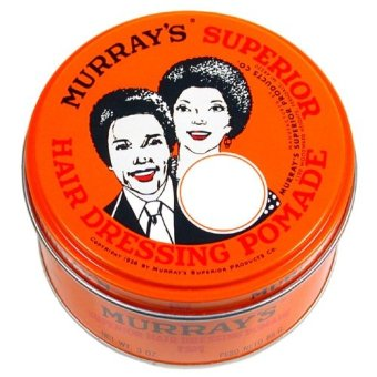 Pomade Murray's - Superior 3 Oz Heavy Oilbased / Oil Based